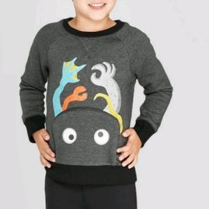 Moster pull over